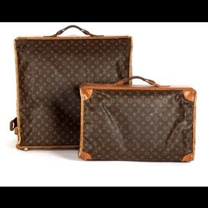 Vintage TFLC  for  Louis Vuitton luggage